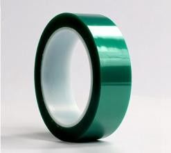 Double Side PET Adhesive Tape , Heatproof Anti Slip Tape Smooth Surface